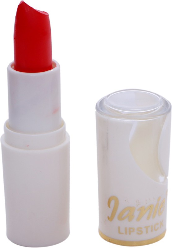 Janie Skyedventures Lip Stick Red (Red (3)(Car-012)(Red, 5 g)