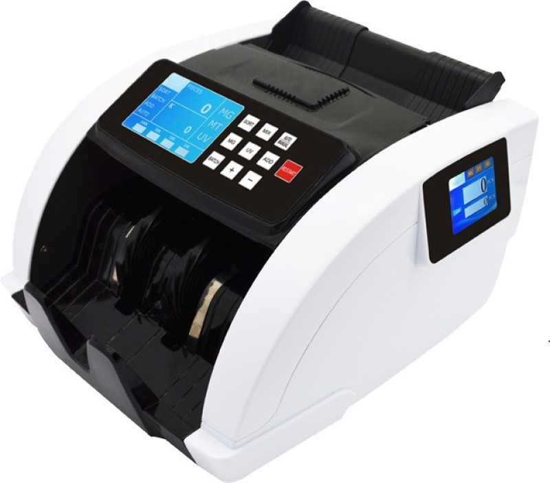 MDI JN1687 TFT Note Counting Machine(Counting Speed - 600 notes/min)