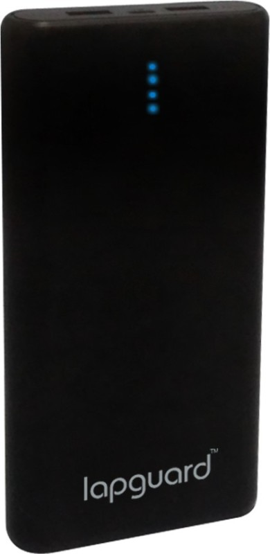 Lapguard 20000 mAh Power Bank (LG809_20K)(Black, Lithium-ion)