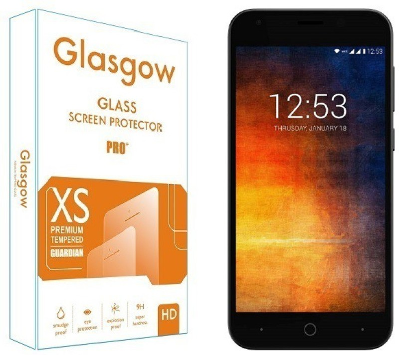 Glasgow Tempered Glass Guard for Smartron T.Phone P