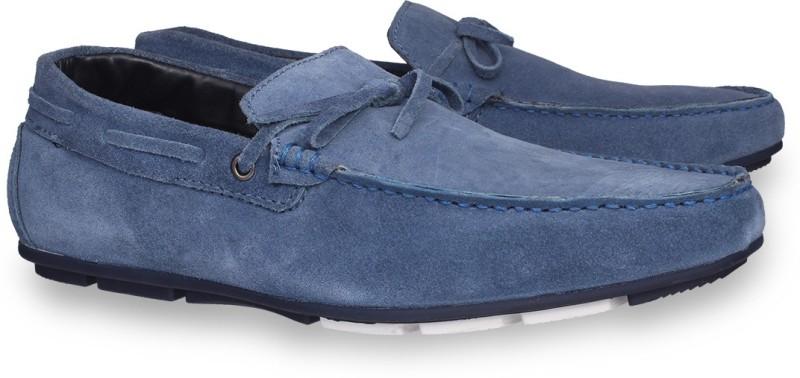 Bata SVEVO Loafers For Men(Blue)
