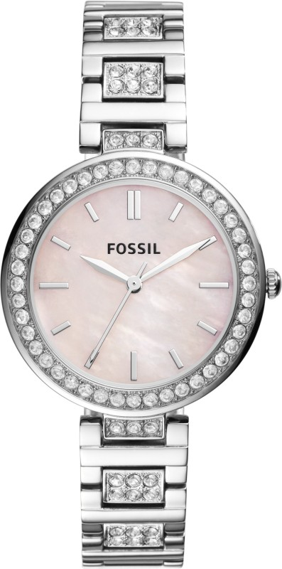 Fossil BQ3182 KARLI Analog Watch - For Women