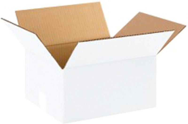 Add-It Printers Double Wall Carton Paper Add-It Printers white double wall cartons heavy 15 x 10 x 7 (inch) Pack of 15 cartons Packaging Box(Pack of 15 White)
