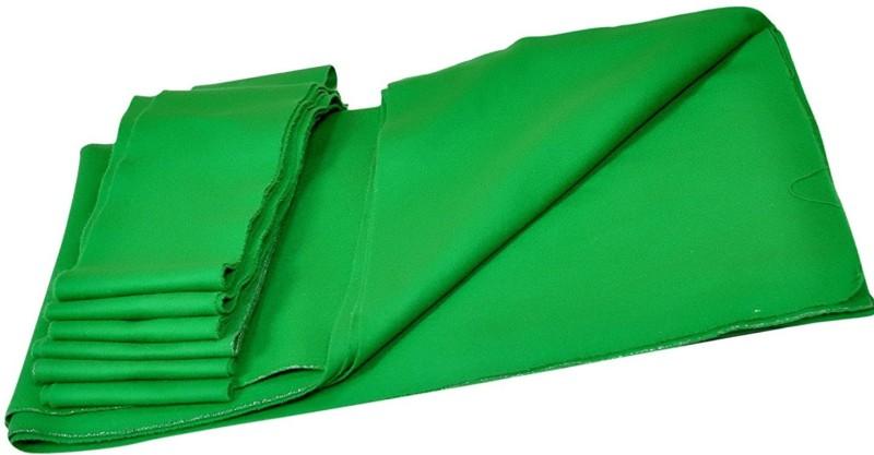 Laxmi Ganesh Billiard Pool Cloth(Green)
