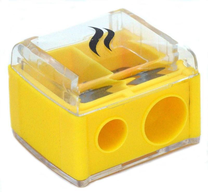 Color Fever Dual Barrel Makeup Pencil Sharpener