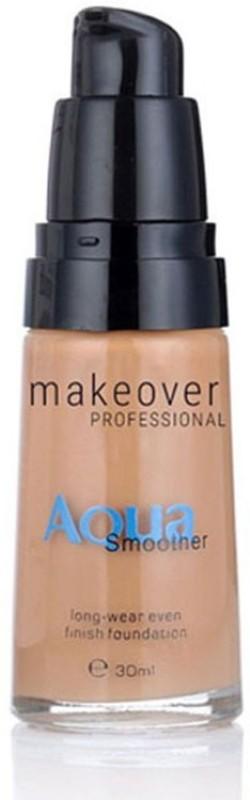 Makeover Professional Liquid Foundation 6 Foundation(Dry Skin, 30 ml)
