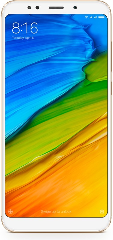 Redmi Note 5 (Gold, 32 GB)(3 GB RAM)