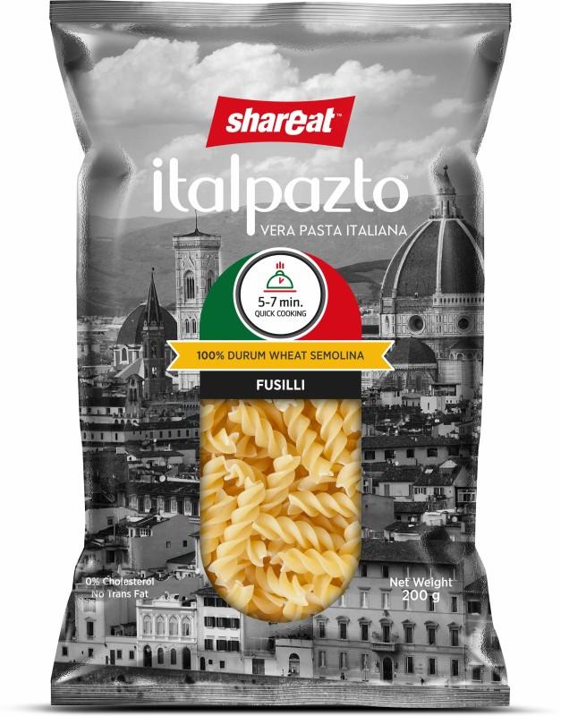 shareat italpazto Pasta Fusilli Pasta(200 g)