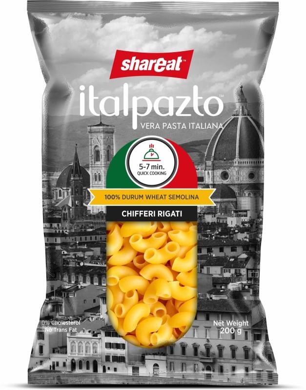 shareat italpazto Chifferi Rigate Macaroni Pasta(200 g)