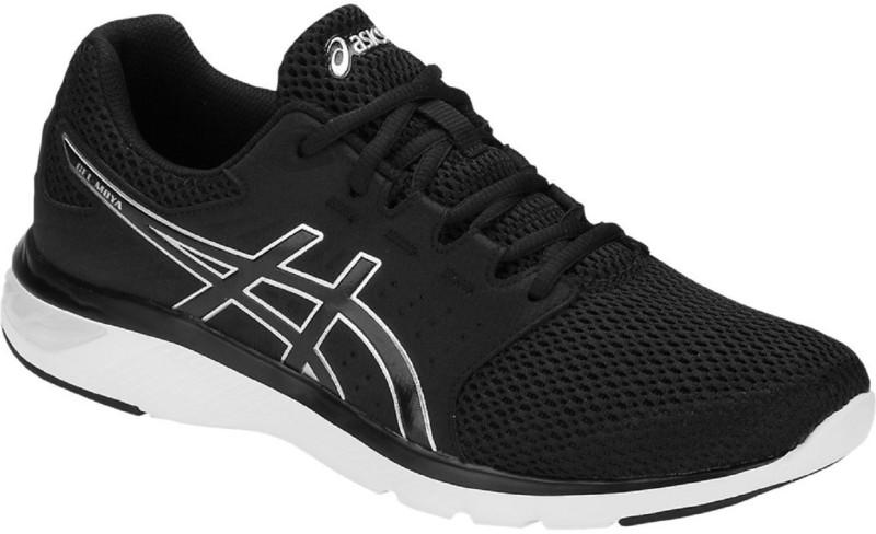 Asics GEL-MOYA Walking Shoes For Men(Black, White)