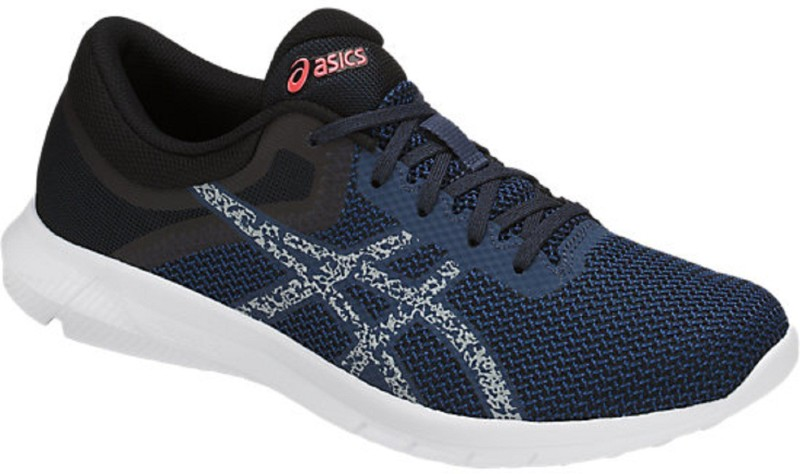 Asics Nitrofuze 2 Walking Shoes For Men(Multicolor)