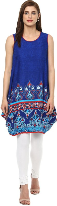 Akkriti by Pantaloons Printed Women Tunic