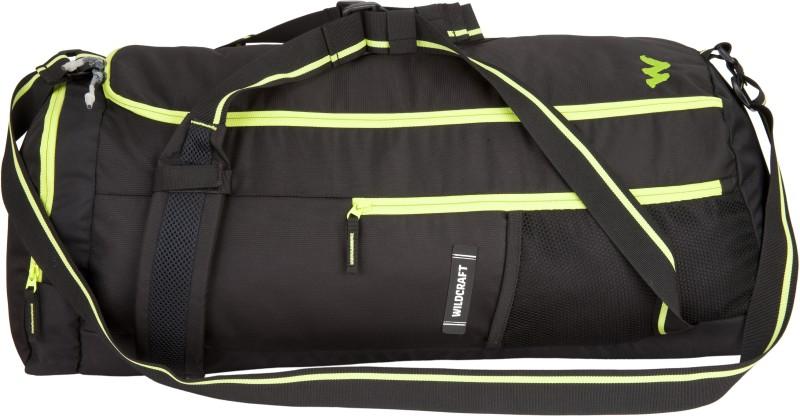 Wildcraft Venturer 2 Travel Duffel Bag(Black)