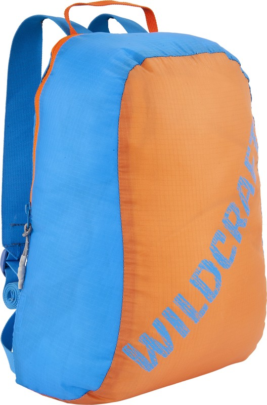 Wildcraft Pac n Go BP 1 Travel Duffel Bag(Orange)