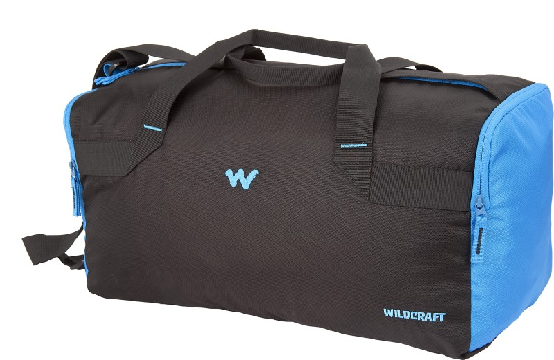Wildcraft Tour M Travel Duffel Bag(Blue, Green)