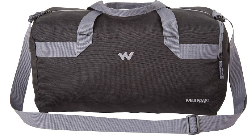 Wildcraft Tour Travel Duffel Bag(Black)
