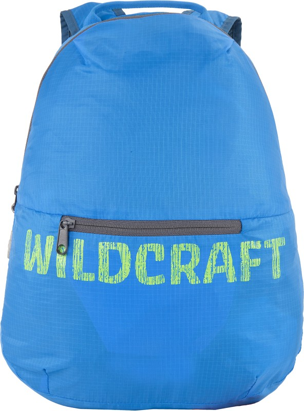 Wildcraft Pac n Go BP 2 Travel Duffel Bag(Blue)
