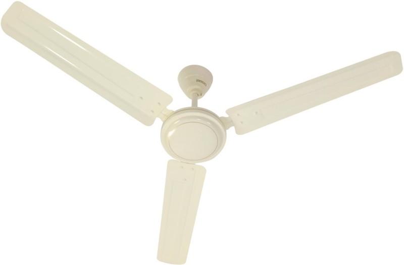 Usha 1200MM SWIFT W/O REG IVORY CF 3 Blade Ceiling Fan(Ivory)
