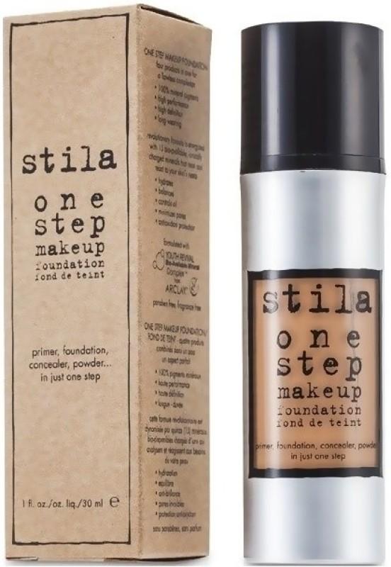 Stila One Step Makeup Foundation(Assorted, 30 ml)