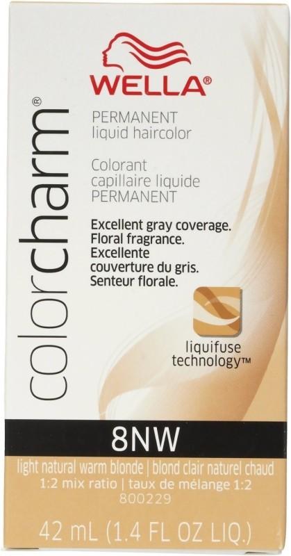Wella Liquifuse Technology Hair Color(Light Natural Warm Blonde)