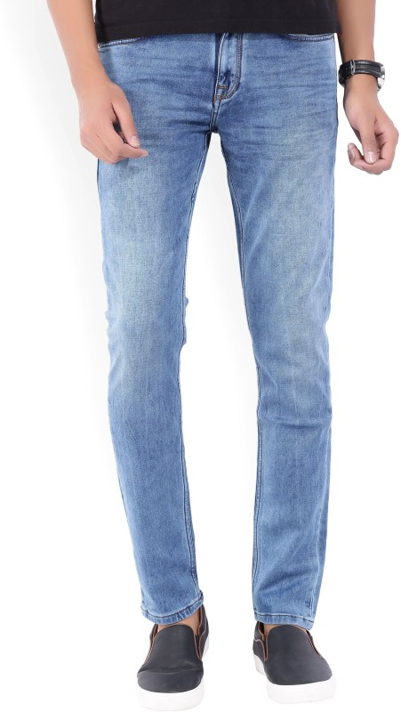 French Connection Skinny Mens Blue Jeans