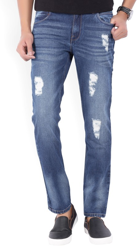 French Connection Slim Mens Blue Jeans