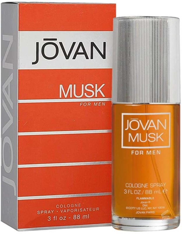 Jovan Musk Cologne Spray Eau de Cologne - 88 ml(For Men)
