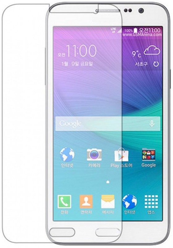 Mobile Crazy Tempered Glass Guard for Samsung Galaxy Grand 3