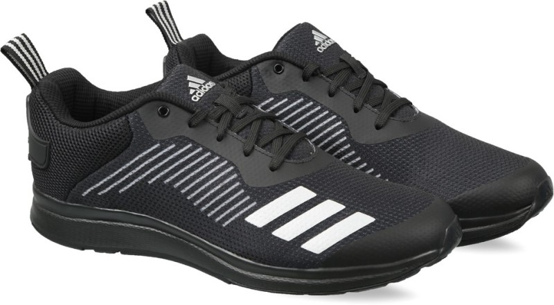 ADIDAS PUARO M Running Shoes For Men(Black)