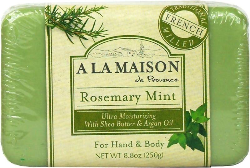 A La Maison Rosemary Mint(250 g, Pack of 4)