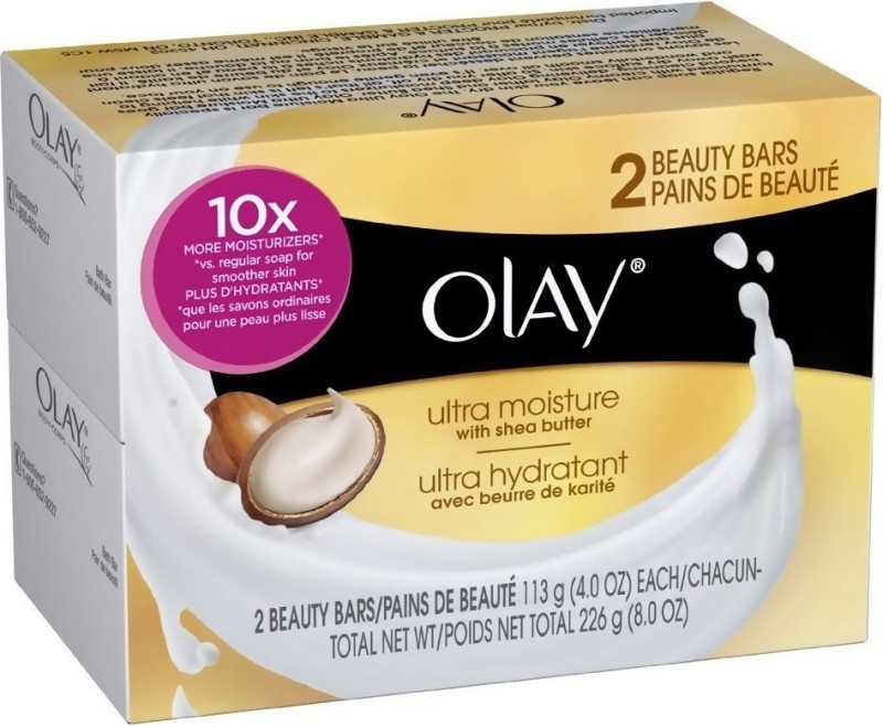 Olay Ultra Moisture(113 g, Pack of 2)