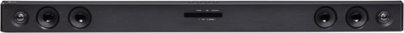LG SJ3 300 W Bluetooth Soundbar(Black, 2.1 Channel)