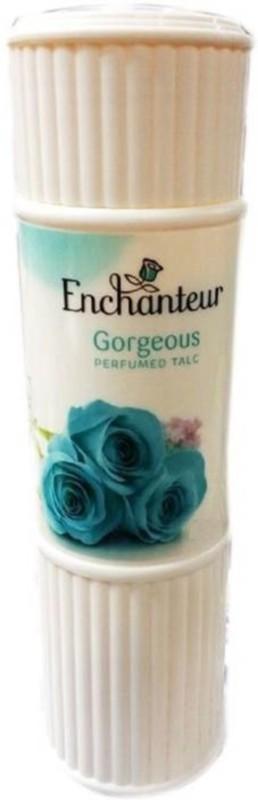 IMPORTED ENCHANTEUR Gorgeous Perfumed Talc(125 g)