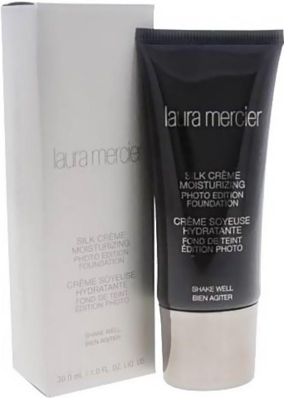 Laura Mercier Silk-creme-photo-edition Foundation(Cream Ivory, 30 ml)