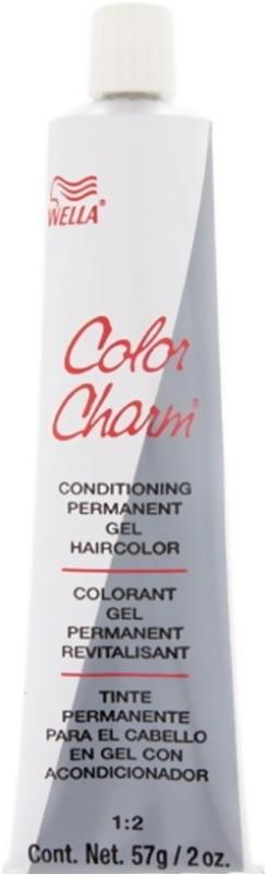 Wella Colorcharm Hair Color(Satin Blonde)