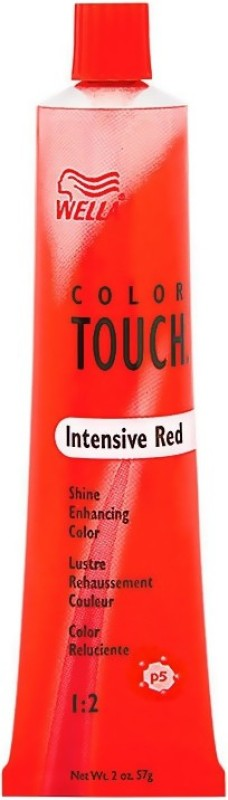 Wella Color Touch Hair Color(Intensive Red)