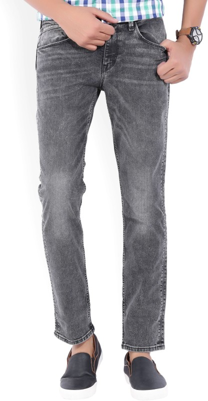 Levis Slim Mens Grey Jeans