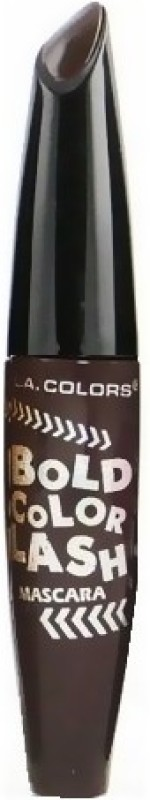 L.A. Colors Bold Color Lash 9 ml(Java Brown)