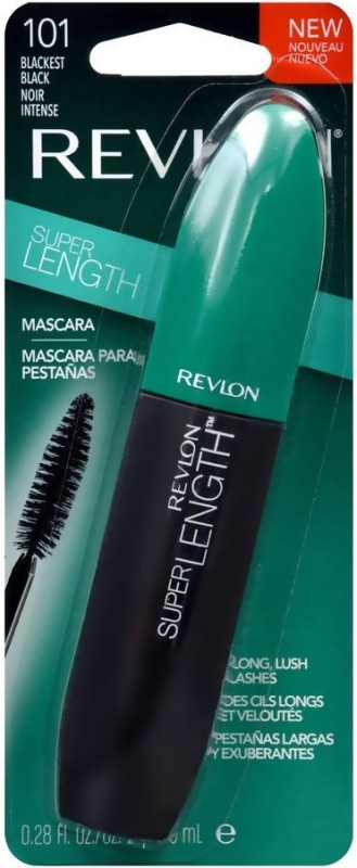 Revlon Super Length 8.2 ml(101 Blackest Black)