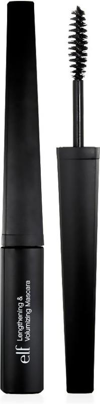Elf Lengthening and Volumizing Mascara 9 ml(Black)