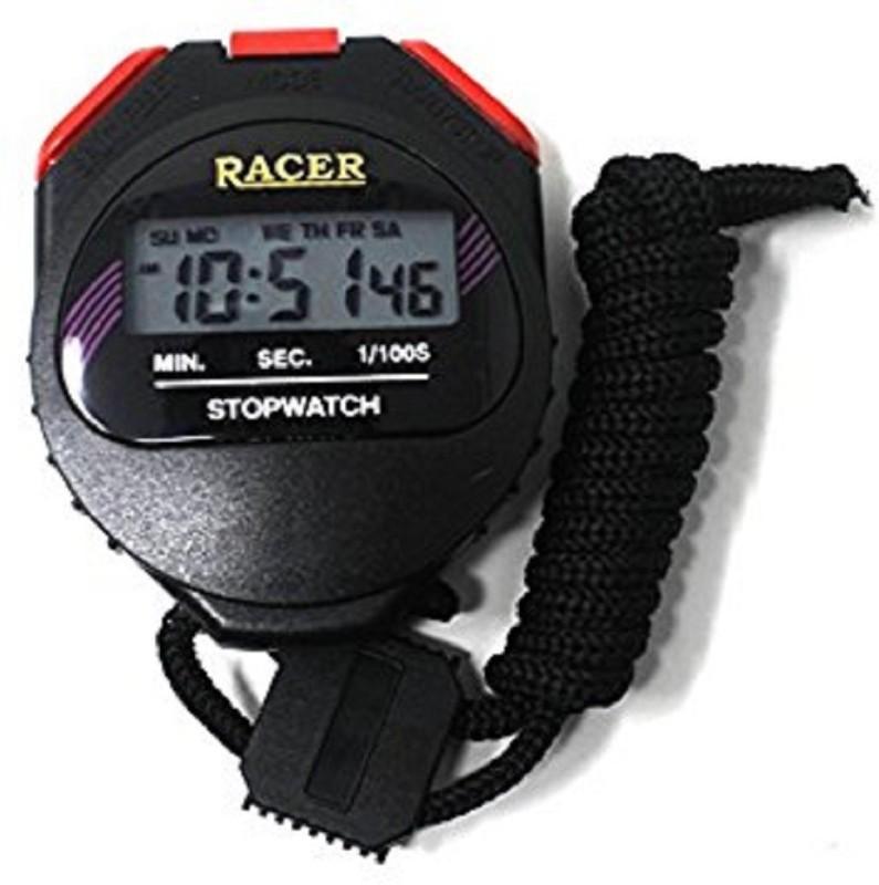 Sukot Racer Handheld LCD Digital Professional Timer Sports Stopwatch Stop Watch Digital LCD Racer Handheld LCD Digital Professional Timer Sports Stopwatch Stop Watch(MLC)