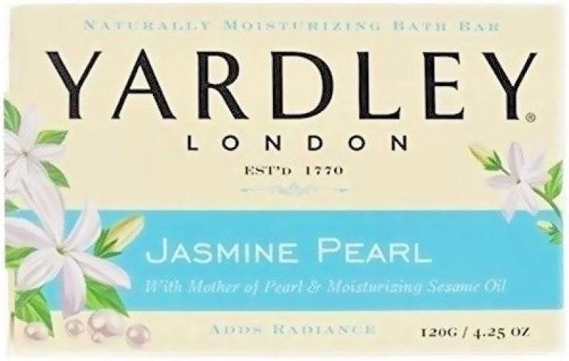 Yardley London Jasmine Pearl(120 g)