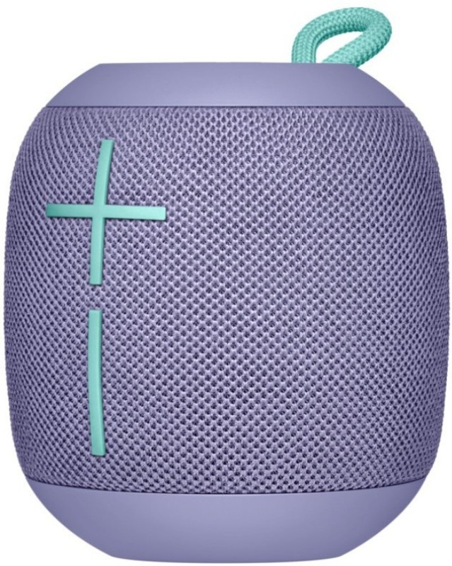 Ultimate Ears Wonderboom Bluetooth Speaker(Lilac, Stereo Channel)