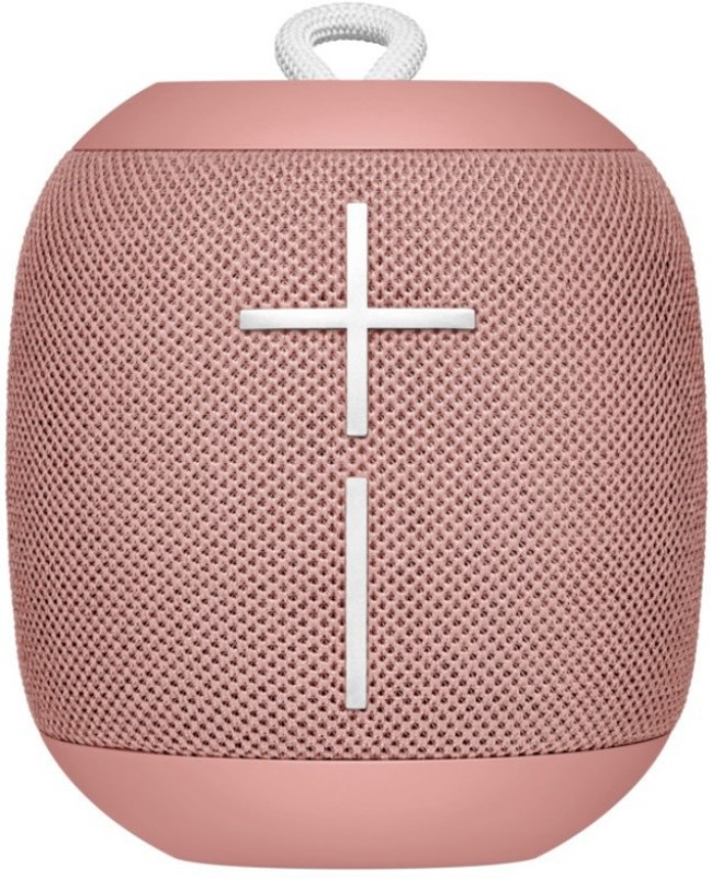 Ultimate Ears Wonderboom Bluetooth Speaker(Cashmere Pink, Stereo Channel)