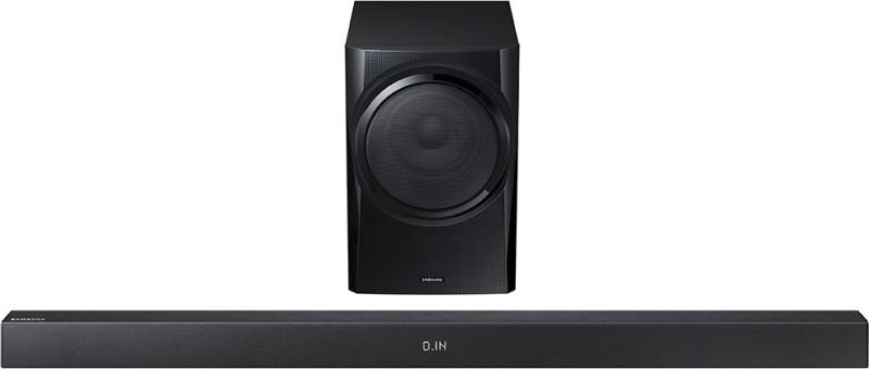 Samsung HW K350/XL 150 W Bluetooth Soundbar(Black, 2.1 Channel)