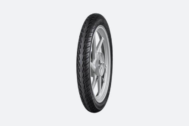 BIRLA F22+ 2.75-17 Front Tyre(Dual Sport, Tube)