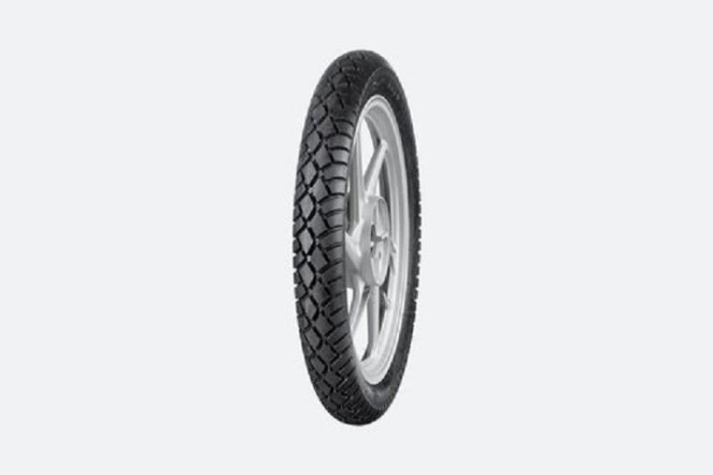 BIRLA R43+ 3.00-18 Rear Tyre(Dual Sport, Tube)