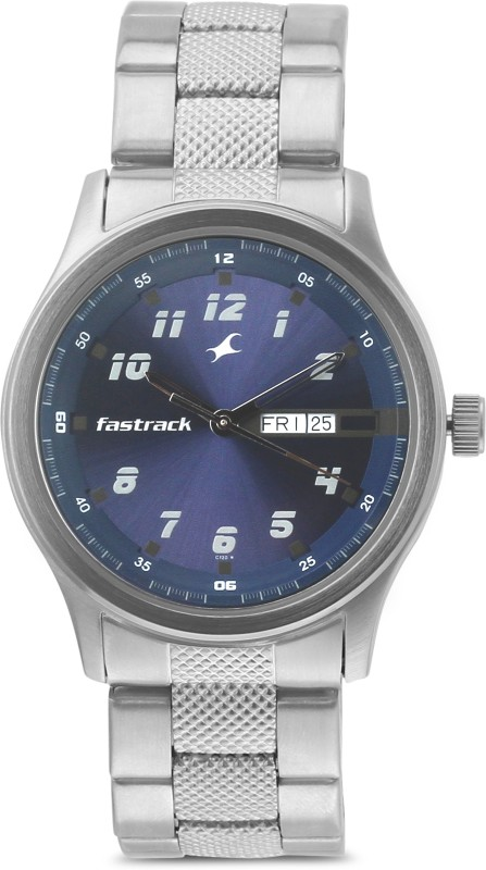 Fastrack NG3001SM02 Basics Men's Watch
