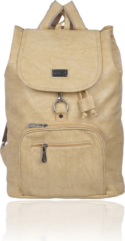 Rozen ROZ81-BG 20 L Backpack(Beige)