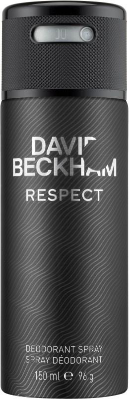 David Beckham Respect (New) Deodorant Spray - For Men(150 ml)